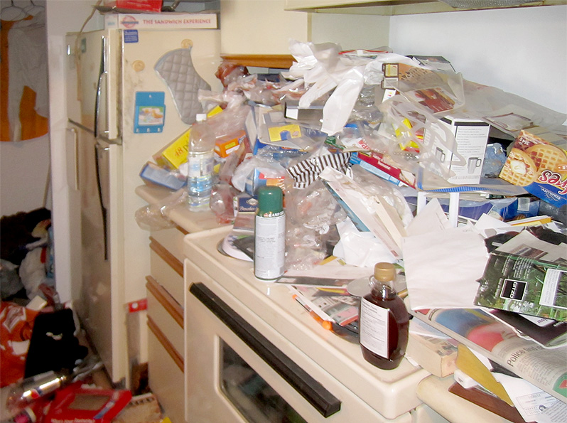 Toronto Hoarding and Extreme Cleaning